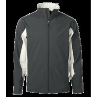 Soft Shell Jacket (Colour Block, Unisex)