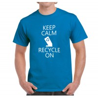 Keep Calm T-Shirt (Men's)