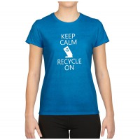 Keep Calm T-Shirt (Women's)