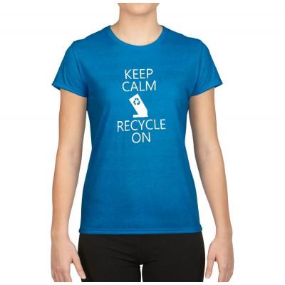 Keep Calm T-Shirt (Women's)