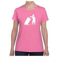 Pitch In T-Shirt (Women's)