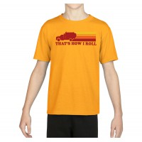 That's How I Roll T-Shirt (Youth)